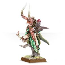 Warhammer: Wood Elf Lord with Bow