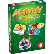 "Настольная игра ""Activity Travel. Для всей семьи"""