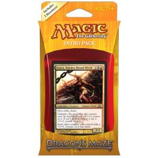 "ККИ ""Magic The Gathering"": Dragon's Maze Rakdos Revelry Intro Pack"