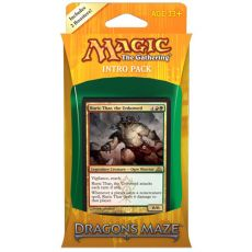 "ККИ ""Magic The Gathering"": Dragon's Maze Gruul Siege Intro Pack"