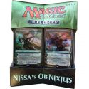 "ККИ ""Magic The Gathering"" Nissa vs Ob Nixilis дуэльный набор"