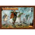 Warhammer: Wood Elf Glade Raider Regiment 92-08