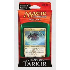 "ККИ ""Magic The Gathering"": Khans of Tarkir Tempur Avalanche Intro Pack"