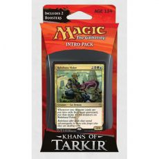 "ККИ ""Magic The Gathering"": Khans of Tarkir Sultai Schemers Intro Pack"