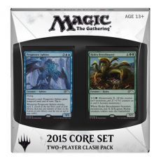 "ККИ ""Magic The Gathering"": 2015 Core Set Clash Pack"