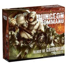"Настольная игра ""D&D Dungeon Command: Blood of Gruumsh"""