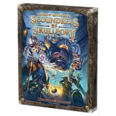 "Настольная игра ""Lords of Waterdeep. Scoundrels Of Skullport"""