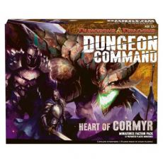 "Настольная игра ""D&D Dungeon Command: Heart of Cormyr"""