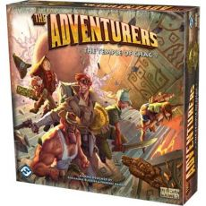 "Настольная игра ""The Adventurers: The Temple of Chac"" DU17"