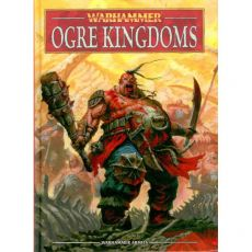 Warhammer: Ogre Kingdoms Army Book 95-01-60