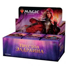 Magic The Gathering. Престол Элдраина дисплей + Buy Box Promo