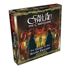 LCG Call of Cthulhu: Order of the Silver дополнение (анг.) CT33