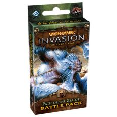 LCG Warhammer Invasion Path of the Zealot WHC03