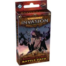 LCG Warhammer Invasion Redemption of a Mage WHC12