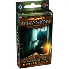 LCG Warhammer Invasion The Deathmaster's Dance WHC05