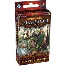 LCG Warhammer Invasion The Fall of Karak Grimaz WHC10