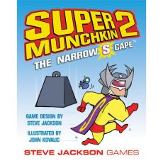 "Настольная игра ""Super Munchkin 2: The Narrow S Cape"""
