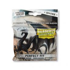Протекторы Dragon Shield Perfect Smoke Sideloading